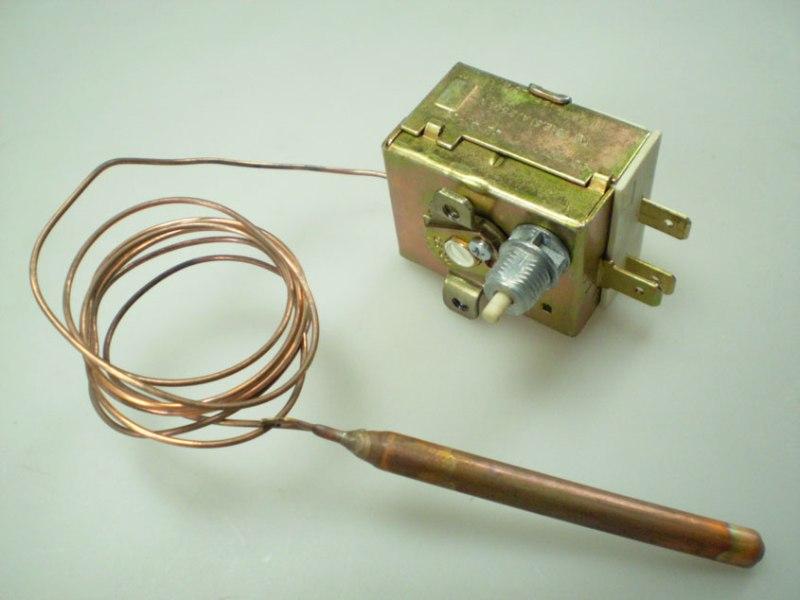 Maximaal thermostaat  IMIT LS1  90-110 (hand reset)